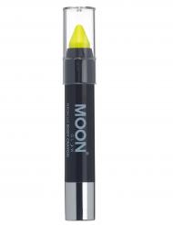 Crayón maquillaje amarillo pastel UV 3 g