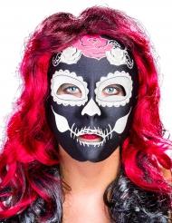 Máscara fosforita mujer