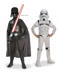 Kit doble Dark Vador + Storm Trooper Star Wars™ niño