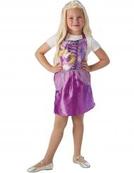 Vestido con tiara Rapunzel™ niña