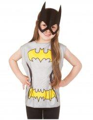 Camiseta estampado Batgirl™ niño