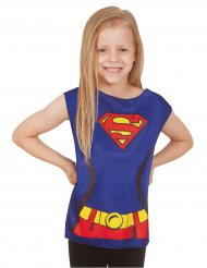 Camiseta estampado Supergirl™ niño