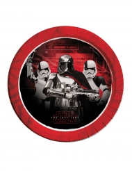 8 Platos Star Wars 8 The Last Jedi™ 23 cm