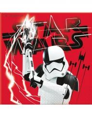 20 servilletas Star Wars 8 The Last Jedi™