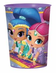 Vasos plásticos Shimmer & Shine™ 455 ml