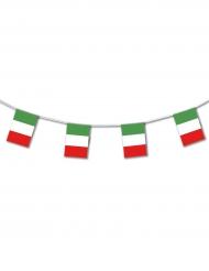 Guirnalda plástico Italia 5 m