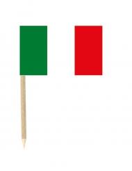 Lote 50 palillos Italia 3 x 5 cm