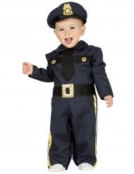 Disfraz policía marinero bebé