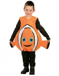 Disfraz pez naranja niño