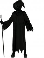 Disfraz segador de la obscuridad niño Halloween