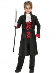 Disfraz conde vampiro niño Halloween