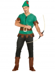 Disfraz bandido del bosque hombre