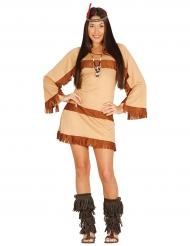 Disfraz india del Gran Cañon mujer
