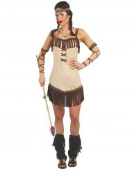 Disfraz india miwok mujer