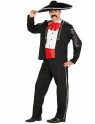 Disfraz caballero mexicano hombre