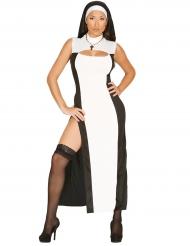 Disfraz religiosa sexy para mujer