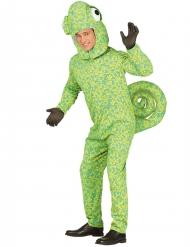 Disfraz camaleón adulto