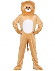 Disfraz mascota León adulto