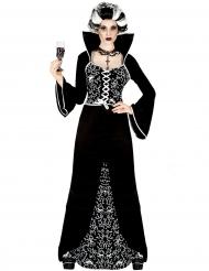 Disfraz fantasma barroco mujer Halloween