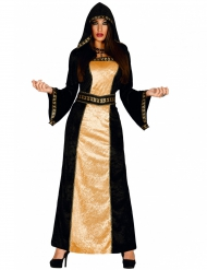 Disfraz condesa segador mujer Halloween