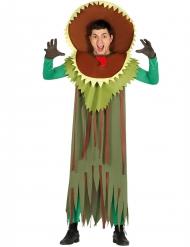 Disfraz planta carnívora adulto