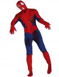 Disfraz zombie hombre araña adulto Halloween