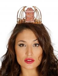 Diadema reina de tumbas mujer Halloween