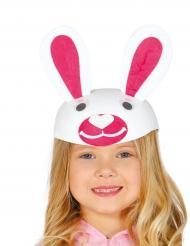 Gorra conejo divertido niña
