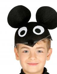 Gorra ratón gracioso niño