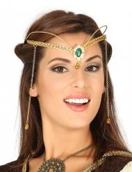 Diadema princesa medieval mujer