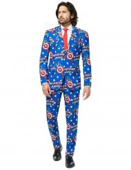 Traje Mr. Capitán América™ hombre Opposuits™