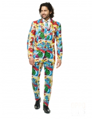 Traje Mr. Marvel comics™ hombre Opposuits™