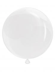 Globo bola transparente 90 cm
