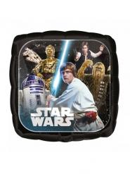 Globo de aluminio cuadrado Star Wars ™