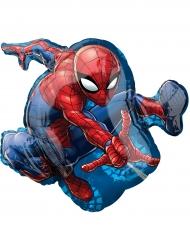 Globo aluminio Spiderman™ 43 x 73 cm