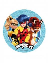 Disco de azúcar Ladybug™ 20 cm