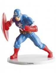 Figura Capitán América™ 9 cm