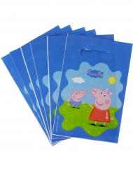 6 Bolsas para regalo Peppa Pig™