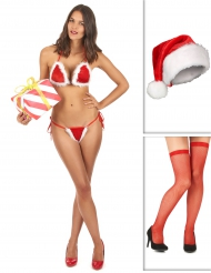 Kit accesorios Mamá Noel sexy