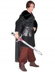 Disfraz luchador de invierno adulto