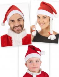 Kit familia gorros Papá Noel