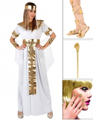 Kit disfraz egipcio
