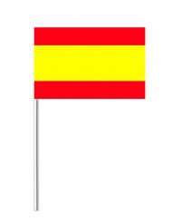 Bandera papel España 14 x 21 cm