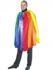 Capa arcoíris adulto