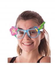 Gafas hibisco Hawái adulto