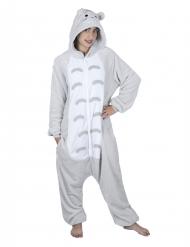 Disfraz mono gato kawai adulto