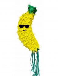 Piñata plátano de verano