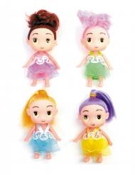 Accesorio piñata mini muñecas 7 cm