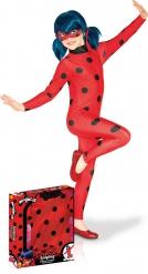 Disfraz clásico Miraculous Ladybug™ niña cofre
