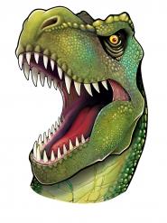 Decoración de muro cabeza de dinosaurio 86 cm
